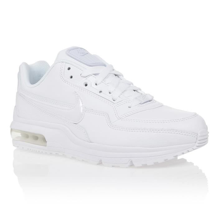 nike homme chaussures blanche
